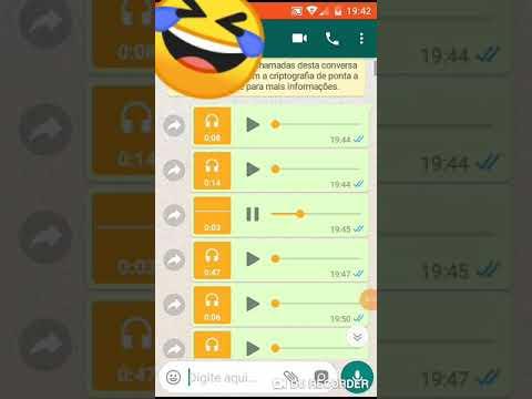 Áudio Engraçado Do WhatsApp (gay)