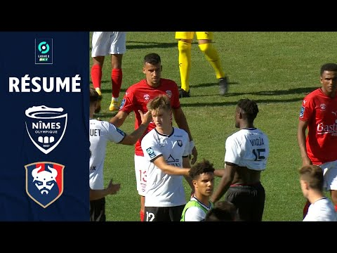 Nimes Caen Goals And Highlights