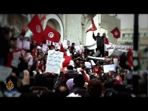 Empire - Tunisia: A revolutionary model?