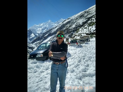 LEH  TO  MANALI  EXCITING HIMALAYAN  ROAD JOURNEY