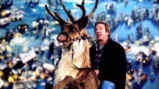 SANTA CLAUSE 2 Animatronic Reindeer Test