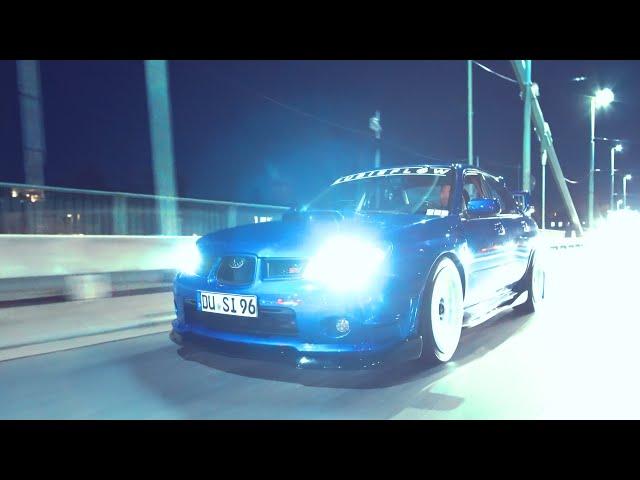 SUBARU IMPREZA WRX STi HAWKEYE - EXHAUST SOUND - 4K