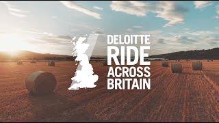Deloitte Ride Across Britain 2017 teaser