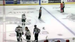 Evan Fiala vs Dawson Leedahl Jan 16, 2015