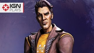 Handsome Jack Saves Handsome Jack in The Handsome Collection - IGN Plays
