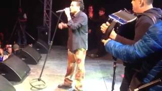 Silvestre Dangond Y Rolando Ochoa - Mi compadre se cayó en Ubaté 2013