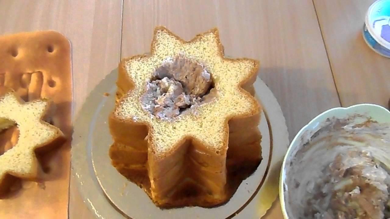 Pandoro Nutella Mascarpone E Cioccolati Senza Cottura By Babou