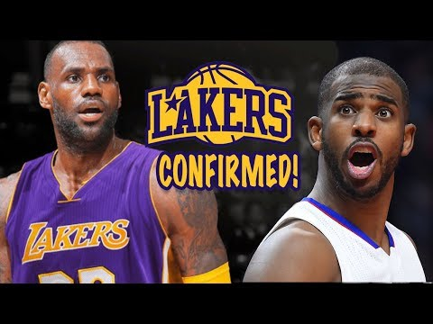 """Chris Paul: """"LeBron WANTS To Play In Los Angeles"""""""