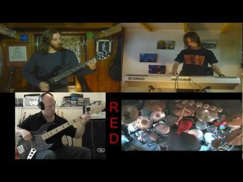 Red by King Crimson, (An International Collaboration)