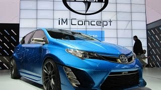Scion iM Concept 2014 Videos