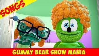 """Gummibär """"Harry is So Hairy!"""" Song Extended - Gummy Bear Show MANIA"""