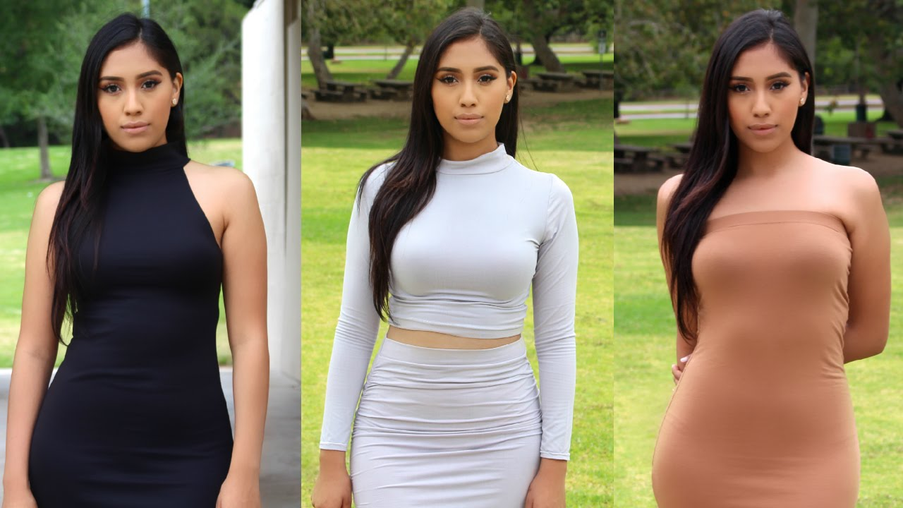 Kim Kardashian Inspired Lookbook