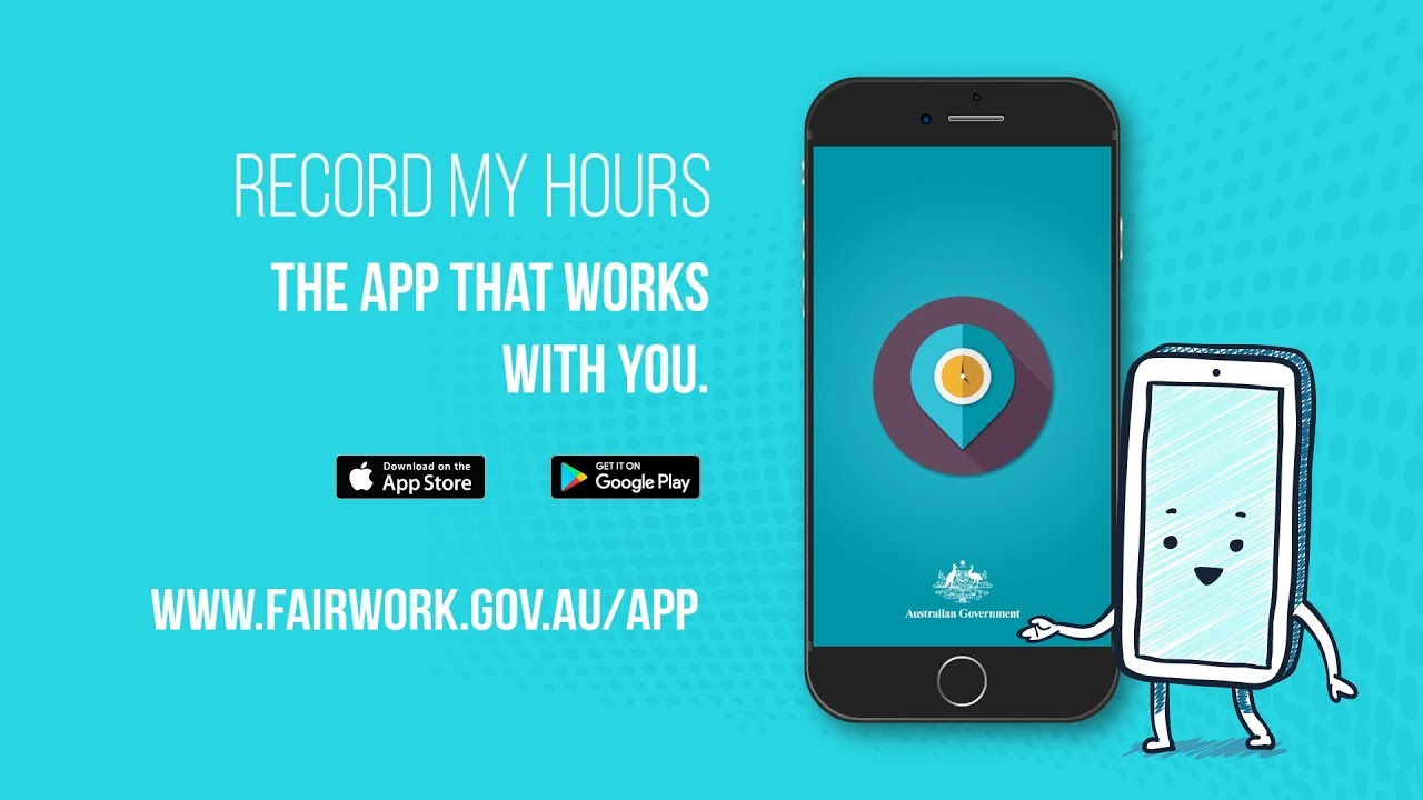 Record My Hours app - How we help you - Fair Work Ombudsman