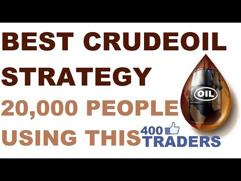 10-25 POINTS DAILY IN CRUDE OIL INTRADAY TRADING STRATEGY IN TAMIL
