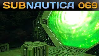 🌊 SUBNAUTICA [069] [Portal zur Insel] Let's Play Gameplay Deutsch German thumbnail