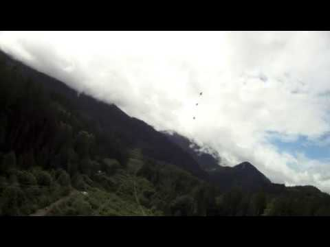2012 500kv spacer changing, Blackcomb aviation, allteck, bc hydro