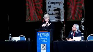 NCAI 2019 NATIONAL CONGRESS OF AMERICAN INDIANS  Dana Shaffer   Deputy Bureau Chief FCC