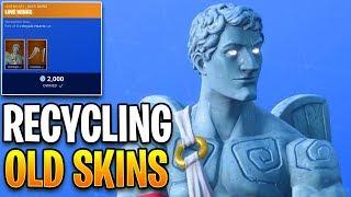 epic is recycling OLD SKINS... Fortnite ITEM SHOP (November 26) Love Ranger Legendary Skin is back
