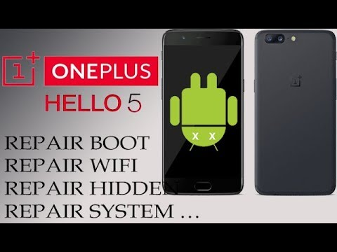FLASH ONEPLUS 5 A5000 UNBRICK DEAD BOOT AND SOLVE ANY PROBLEM