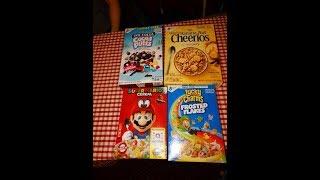 Taster's Tavern-Cereal Taste Test 11, Episode 168 with Matthew, Allen and Will