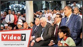 أسامة العبد فى احتفالية الإسراء والمعراج: ندعو الله أن تعود مصر لمكانتها العالمية