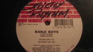 Banji Boys - Love thang