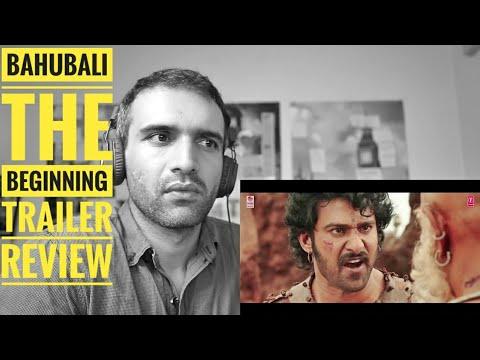 Bahubali - The Beginning | ReactionCheck