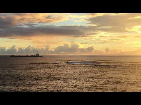 Surf Movie 20180828 Okinawa north-point Daily Wave info Buma