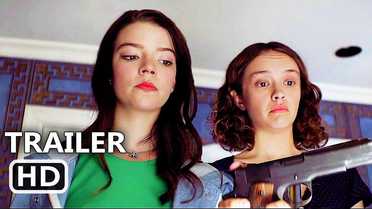 THOROUGHBREDS Official Trailer #2 (2018) Anya Taylor-Joy, Anton Yelchin Thriller Movie HD