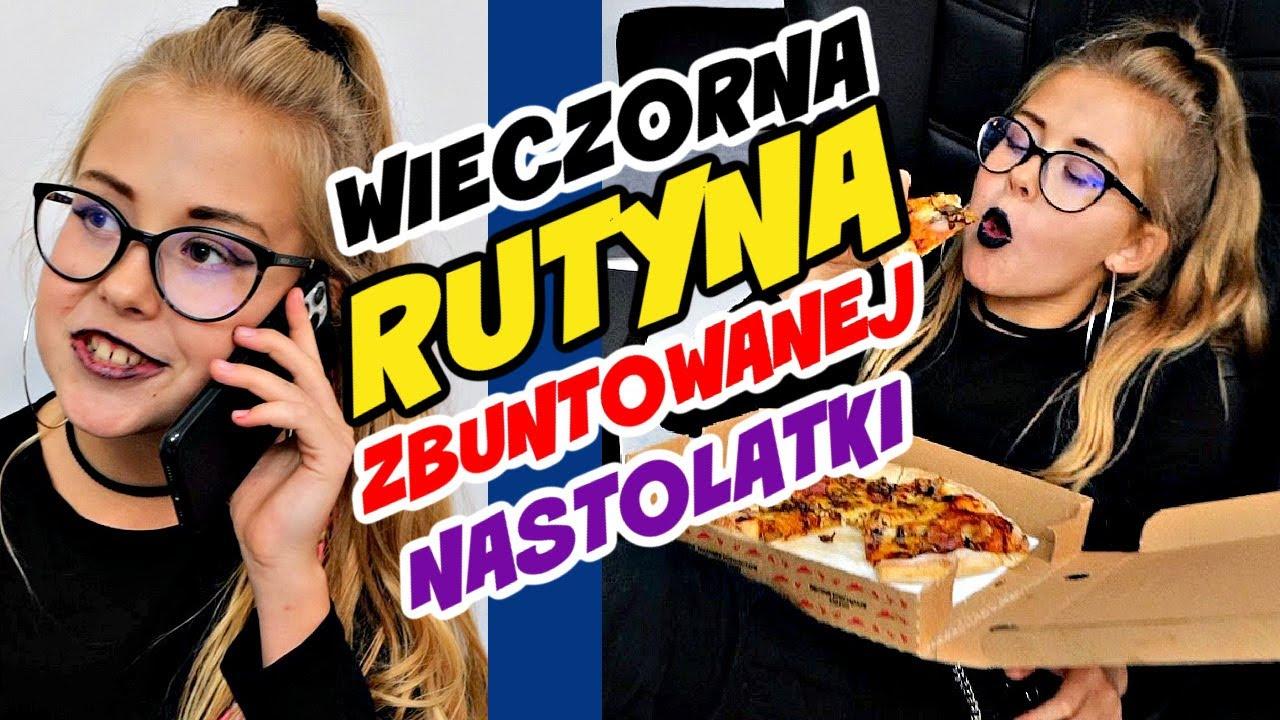 Download ZBUNTOWANA NASTOLATKA i WIECZORNA RUTYNA