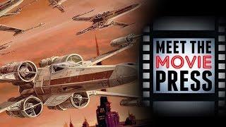 Star Wars Rogue 1 Announcement! Miri Jedeikin Guests!  - March 13th, 2015 – Meet the Movie Press