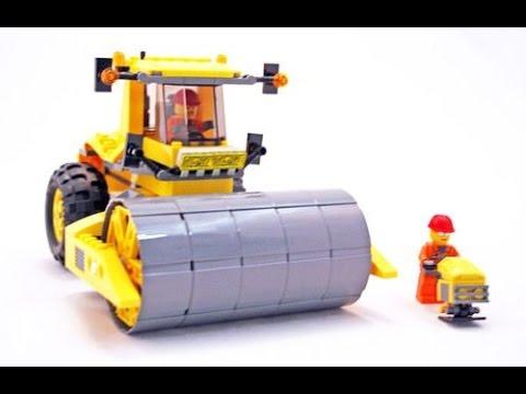Lego city aplanadora de construccion lego juguetes para - Construcciones de lego para ninos ...