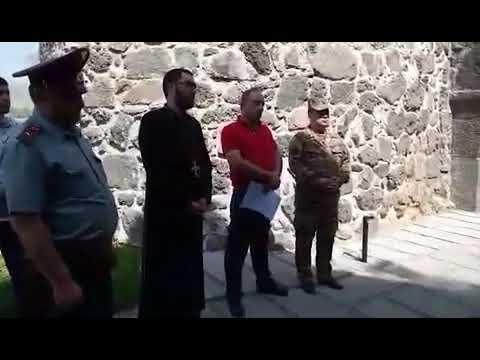 Լոռի Բերդ համայնքի զինծառայողների վերադարձ