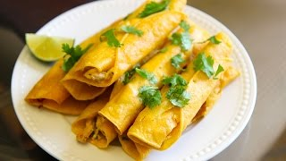 Chicken Flautas - Cooked By Julie Episode 225