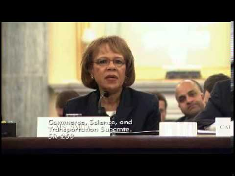Partnerships to Advance the Business of Space, Senate Space Subcommittee, May 16, 2013