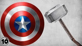 Top 10 Best Superhero Weapons