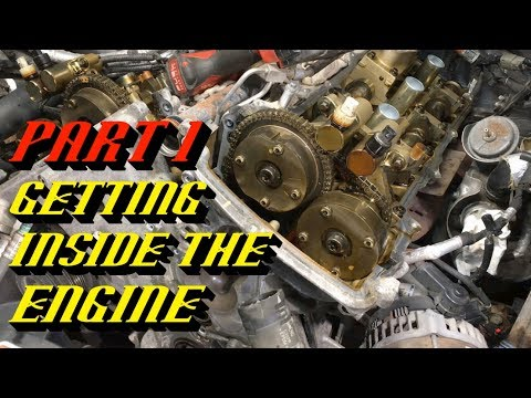 ford-f-150-3.5l-ecoboost-timing-set-replacement-part-1:-getting-inside-the-engine