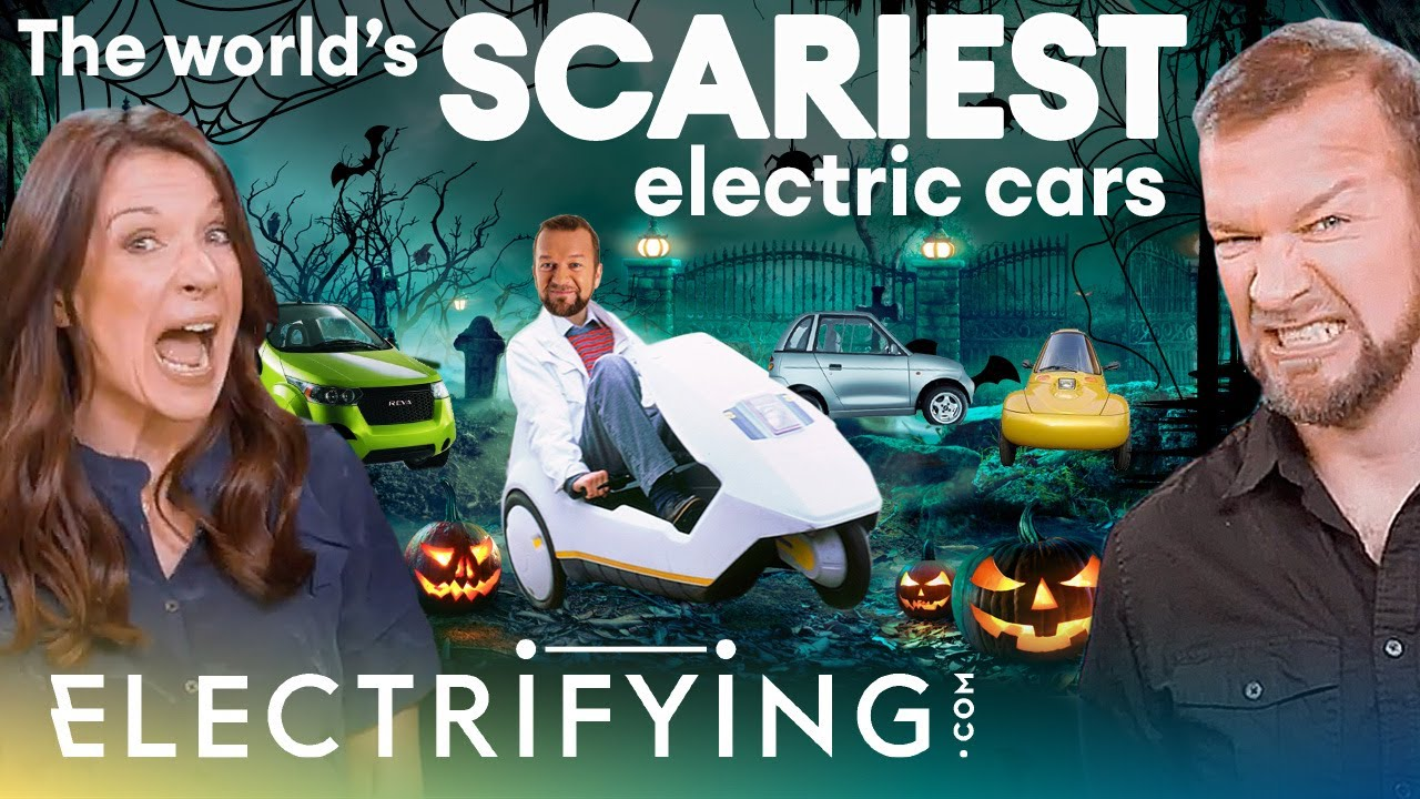 The World's Worst Electric cars, Ginny Buckley and Tom Ford reveal all / Electrifying
