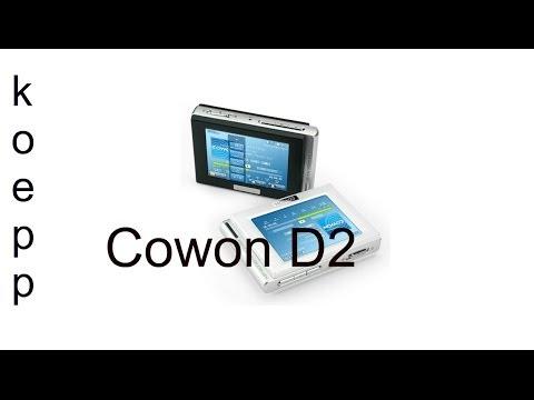 Mp3 Плеер Cowon D2 Инструкцию