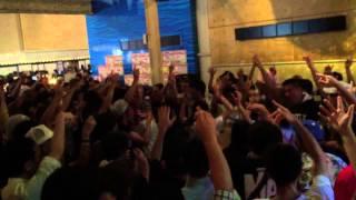 ライムベリー 2015/08/09のライブ アイドル甲子園 新木場Studio Coastで...