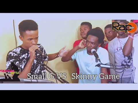 Download Small G VS Skinny Game  | freestyle chak samedi deca fm 102.3| Rapstreet hiphop show| PB production