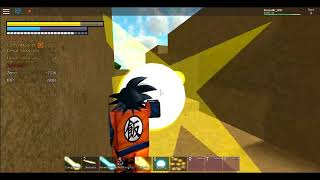 Dragon Ball Z final Stand (roblox) (Pure Imagination)