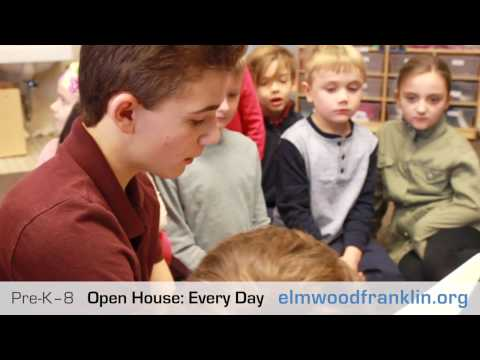 Learning that matters at Elmwood Franklin School