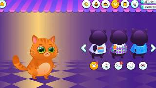 Bubbu - My Virtual Pet Funny Kitten Care Games For Children