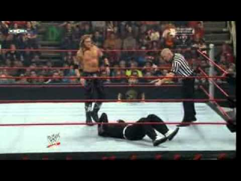 Royal Rumble 2009 Jeff Hardy vs Edge Part 2/4 - YouTube