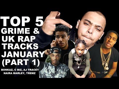C Biz, AJ Tracey, Tremz, Bonkaz, Naira Marley - Top 5 Tracks Of The Week | Grime Report Tv
