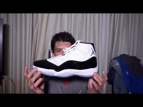 Air Jordan 11 Concord 2018  - ¿ Vale la Pena ?
