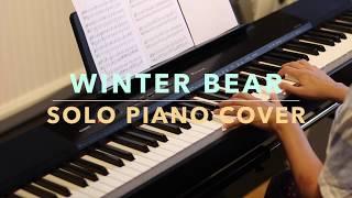 BTS V - Winter Bear Piano Cover (Sheet Music/악보)