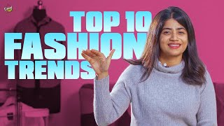 10 Fashion Trends Every Girl MUST Know | Kiraak Style | Chai Bisket