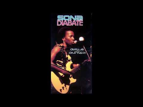 Sona Diabaté – Girls of Guinea [a.k.a. Kankele-Ti] (1988)